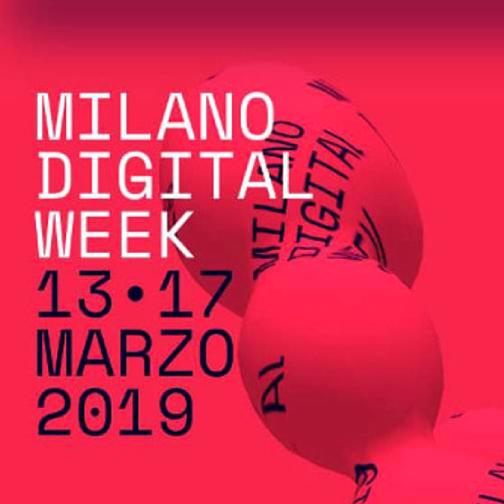 Milano Digital Week 2019